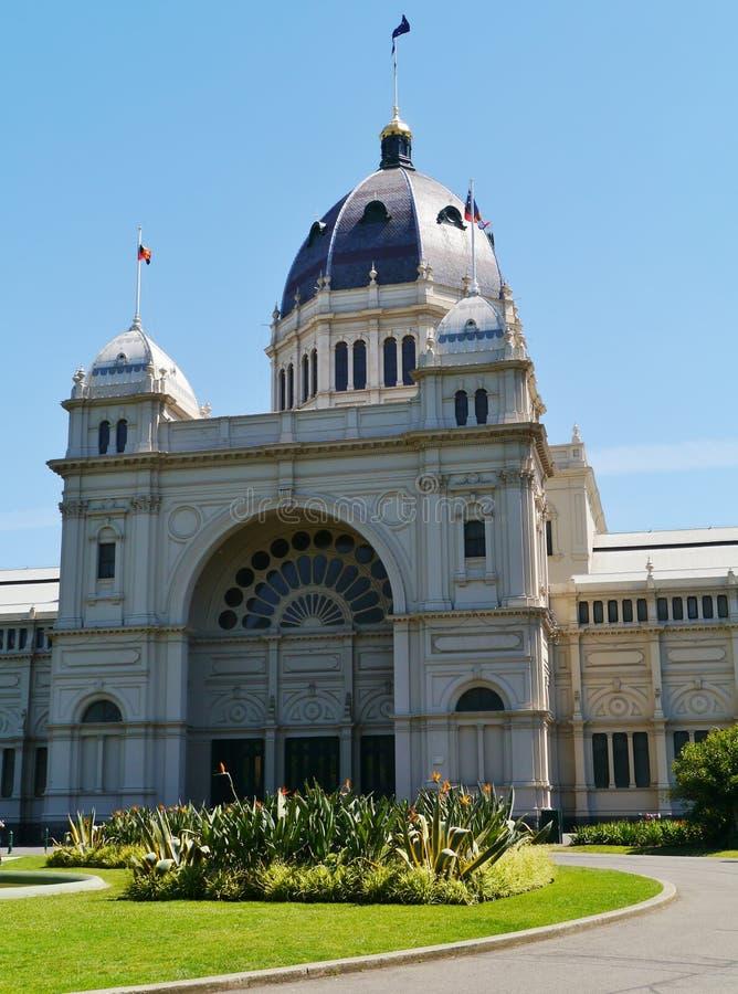 Das königliche Ausstellungs-Gebäude lizenzfreies stockfoto