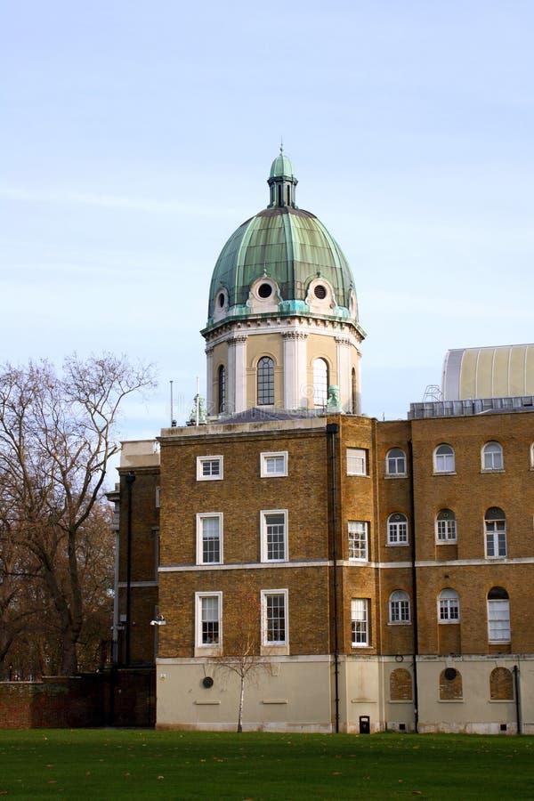 Das Kaiserkriegs-Museum in London England stockfoto