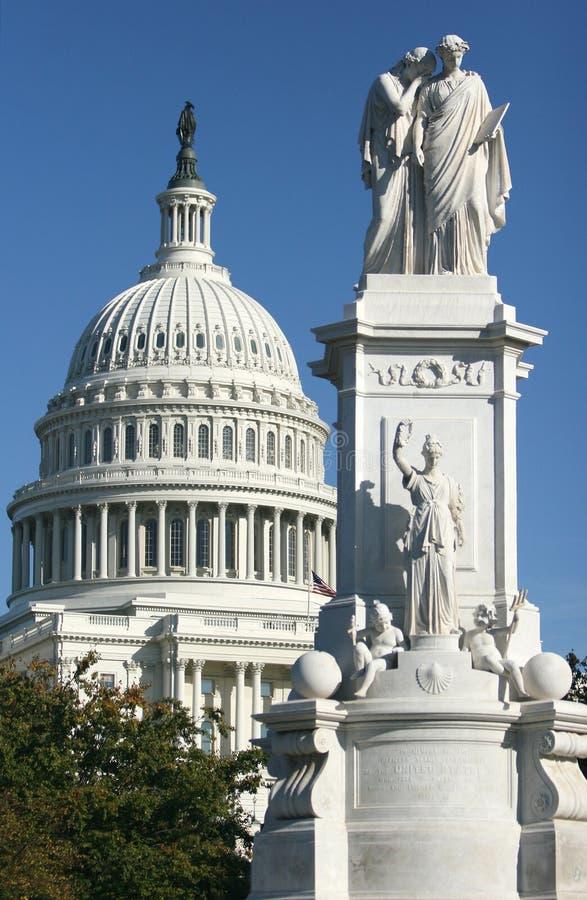 Das Kapitol lizenzfreies stockbild