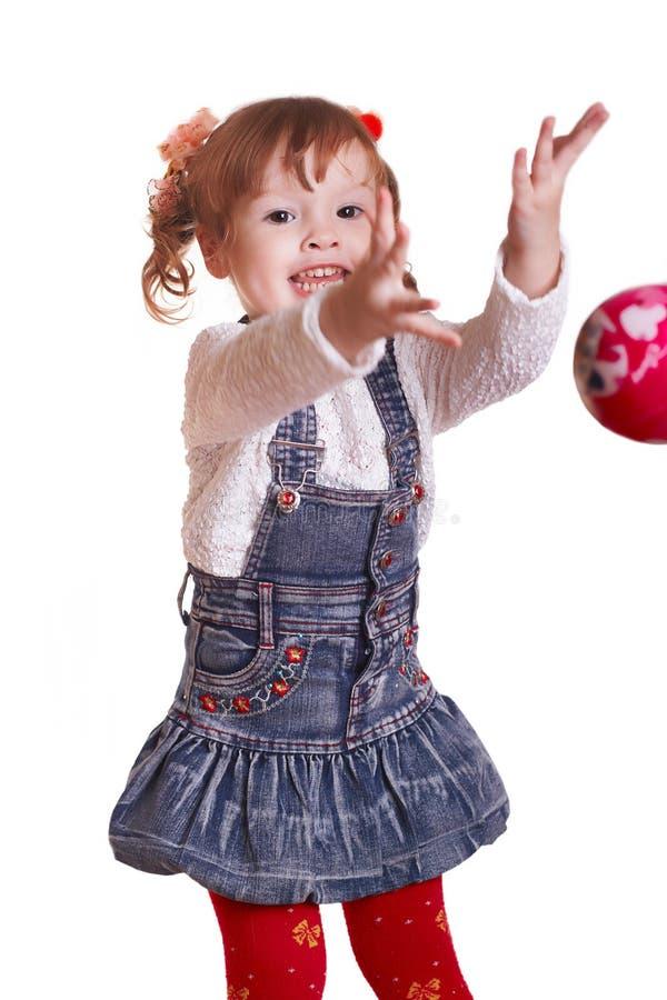Das Kind stockfotografie