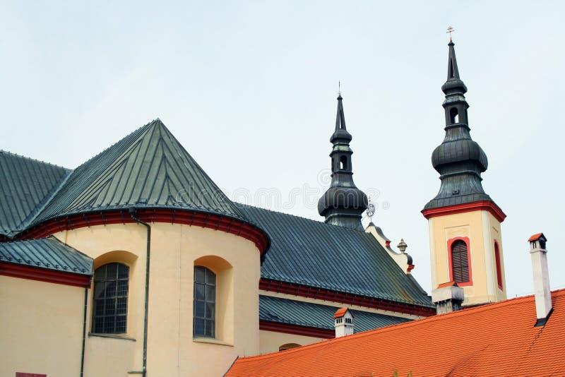 Das Kirchedetail stockfotos