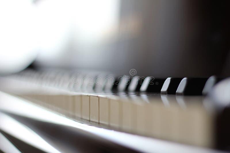 Das Klavier lizenzfreie stockfotografie