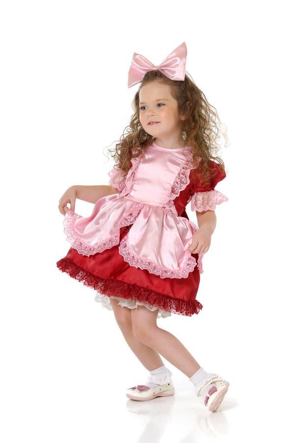 Das kleine Mädchen stockbilder