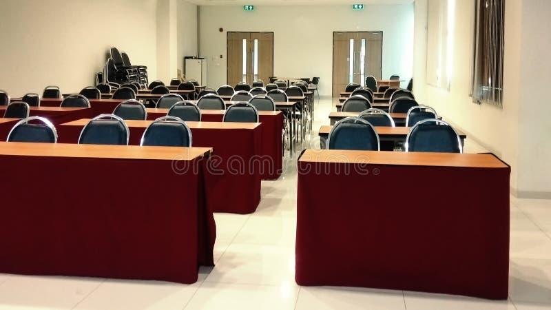Das Konferenzzimmer lizenzfreies stockfoto