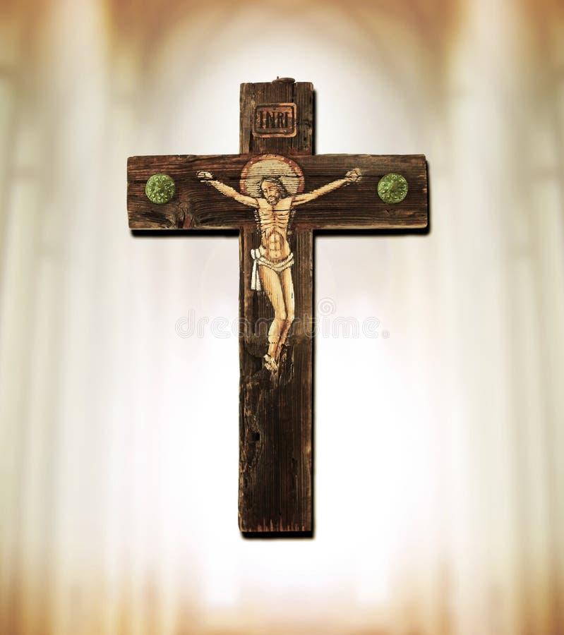 Das Kreuz lizenzfreies stockbild