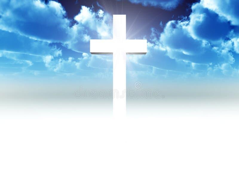 Das Kreuz 25 lizenzfreie stockbilder