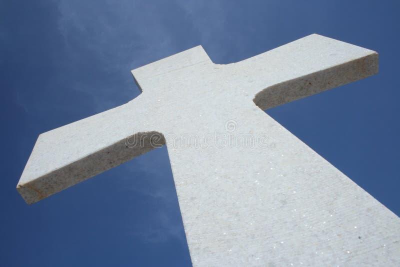 Das Kreuz lizenzfreies stockfoto