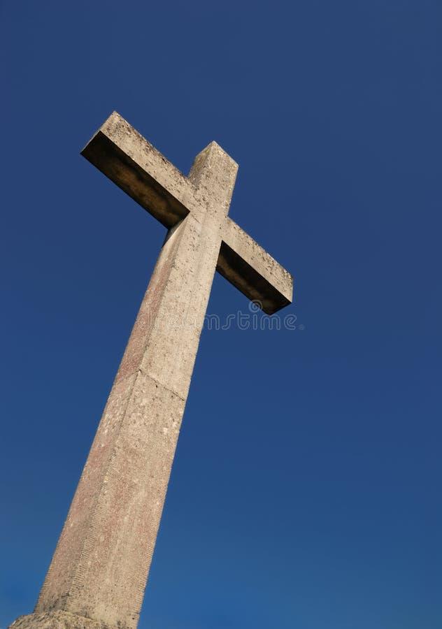 Das Kreuz lizenzfreie stockfotografie