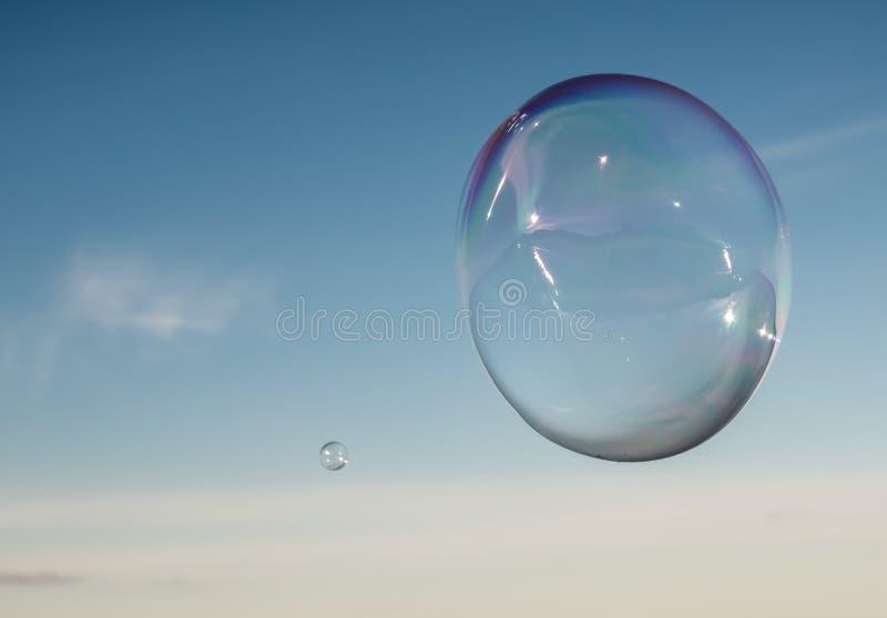 Das Leben der Blase ist schön kurz, aber lizenzfreie stockfotos