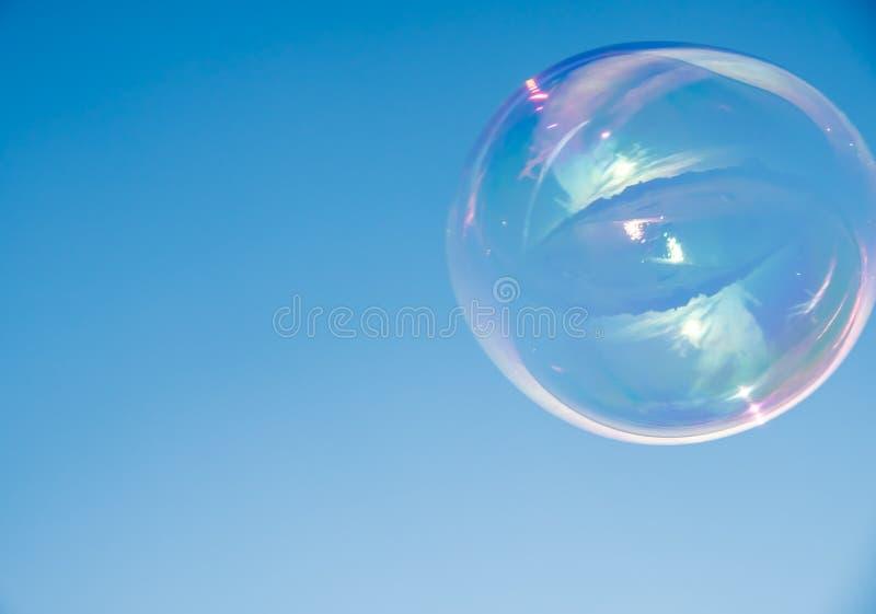 Das Leben der Blase ist schön kurz, aber stockfotos