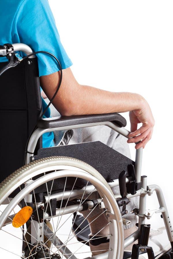 Das Leben des Behinderten lizenzfreie stockfotos