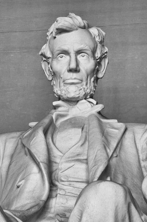 Das Lincoln-Denkmal stockfoto