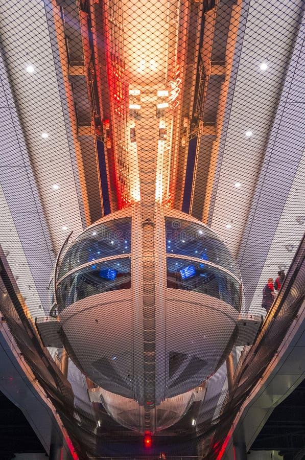 Das Linq Las Vegas stockfoto