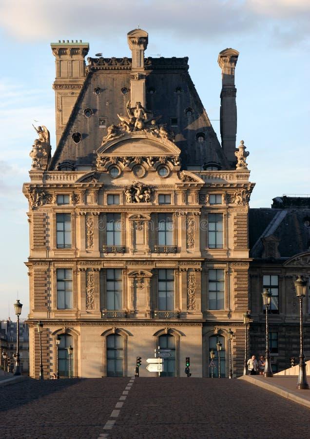 Das Louvre stockfoto