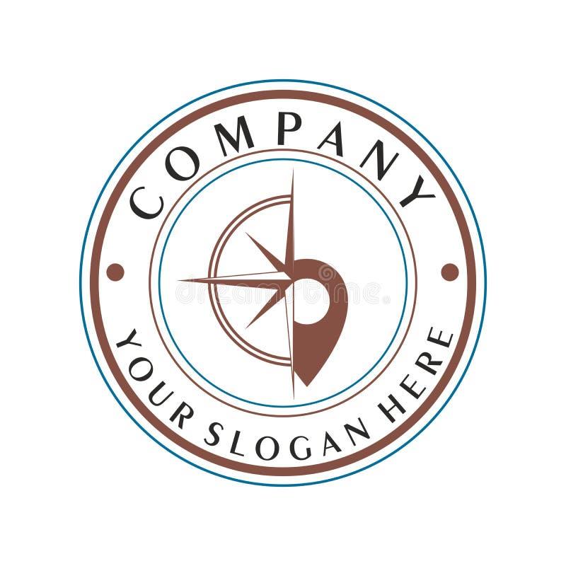 Das ltavel Logo stock abbildung