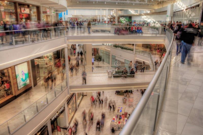Das Mall von Amerika ist Major Shopping Center im Doppel-Citie lizenzfreies stockbild