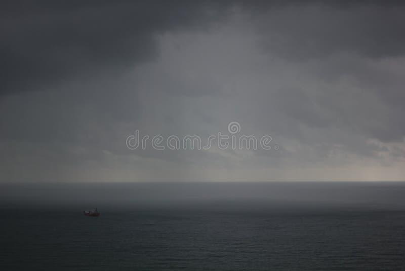 Das Meer lizenzfreies stockbild