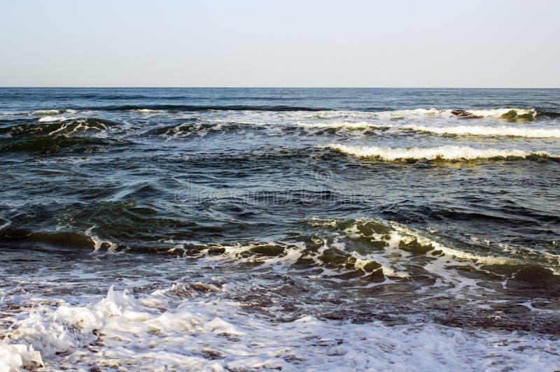 das Mittelmeer stockfotografie