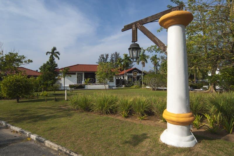 Das Museum des Reises in Langkawi stockbilder