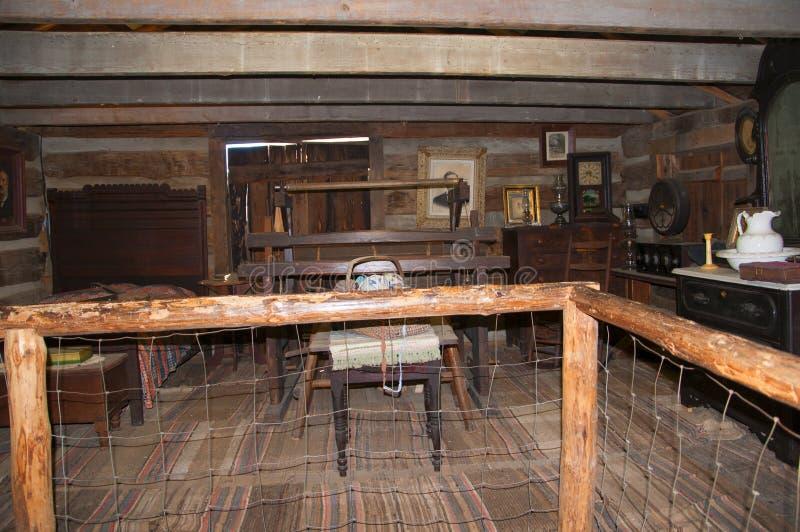 Das Museum von Appalachia, Clinton, Tennesee, USA lizenzfreie stockfotografie
