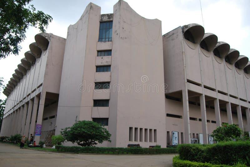 das Nationalmuseum von Bangladesch stockfotos