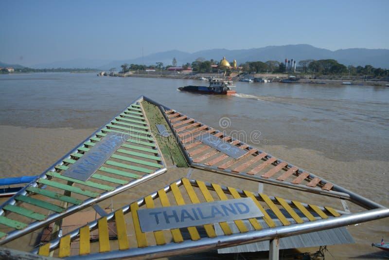 Das Nord von Thailand stockfotos