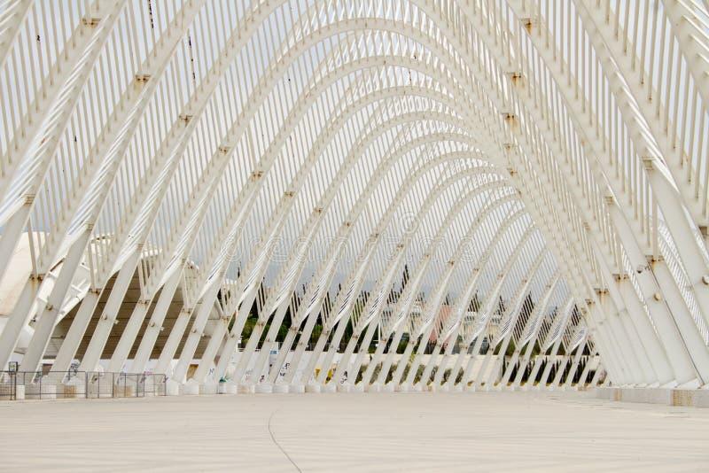 Das Olympiastadion In Athen, Griechenland Redaktionelles Stockfoto
