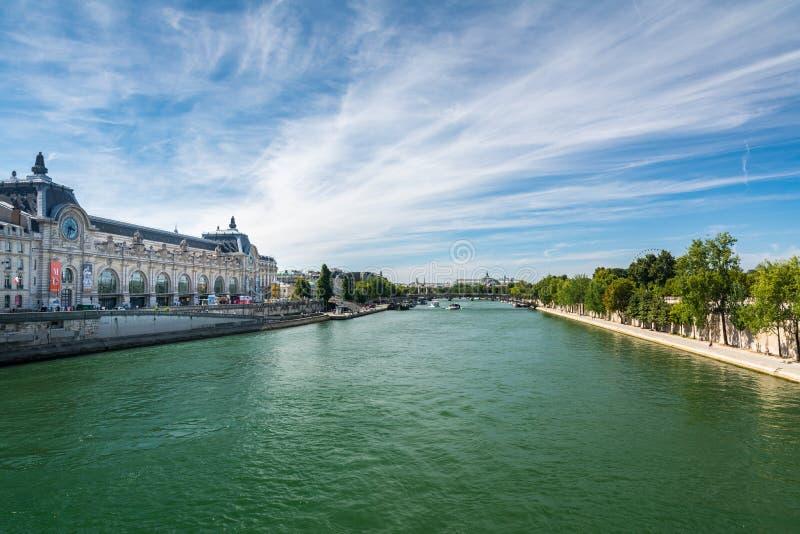 Das Orsay-Museum lizenzfreie stockfotografie