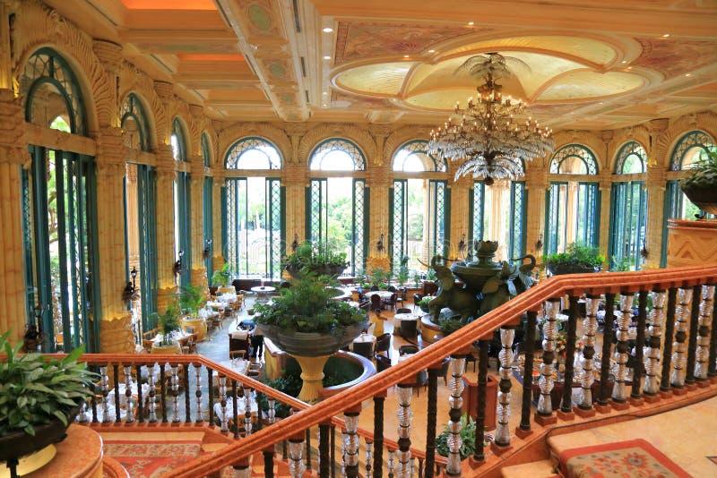 Das Palast-Hotel, Südafrika lizenzfreies stockfoto