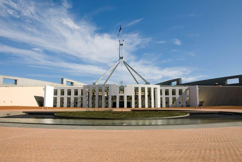 Das Parlament bringen unter lizenzfreies stockfoto