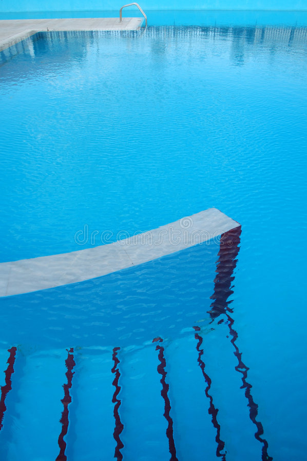 Das Pool stockfotos