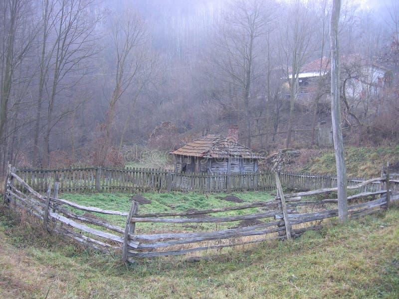 Das Prerasts von Vratna in Serbien stockfotografie