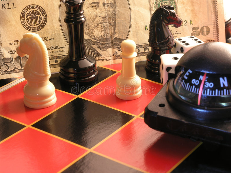 Das Profit-Spiel, Lenkung stockbild