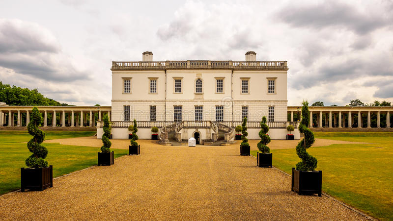 Das Queen& x27; s-Haus, Greenwich stockfoto
