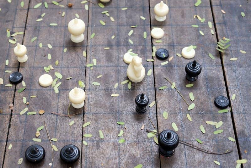Das Schach stockfoto