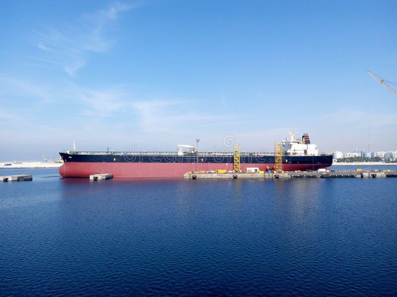 Das Schiff stockfoto