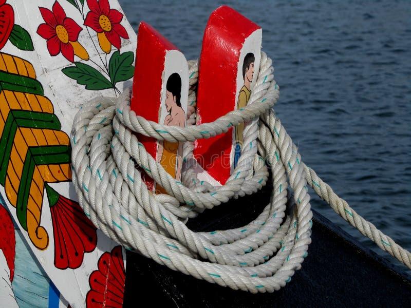 Das Seil stockfoto