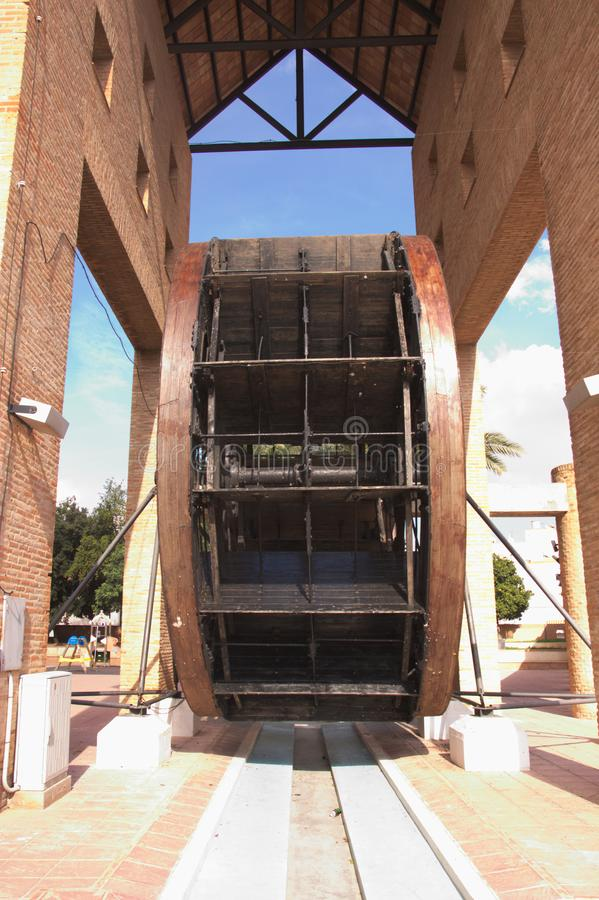Das senia von San Antoni de L& x27; Alcudia lizenzfreies stockbild