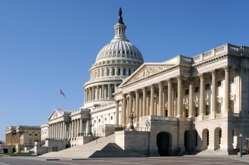 Das Staat-Kapitol-Gebäude lizenzfreies stockfoto