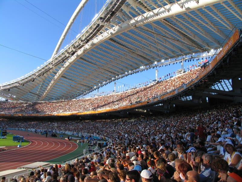 Das Stadion lizenzfreies stockbild