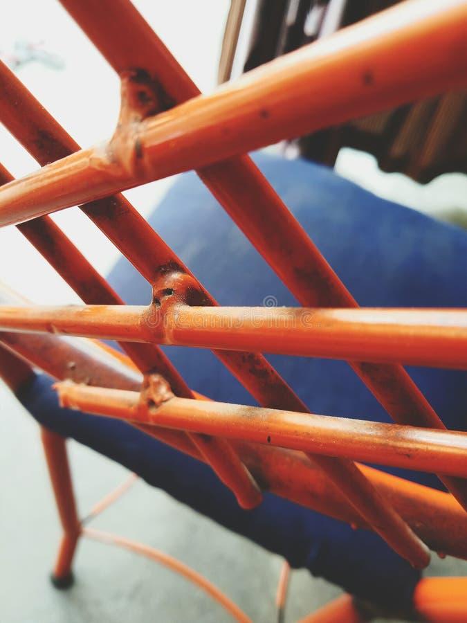 Das Stuhl-Netz lizenzfreies stockbild