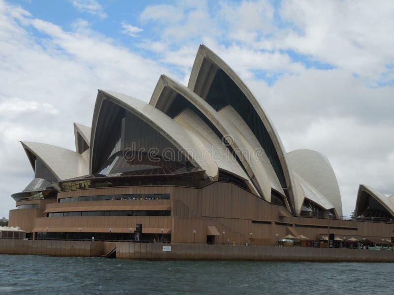 Das Sydney-Opernhaus lizenzfreie stockbilder