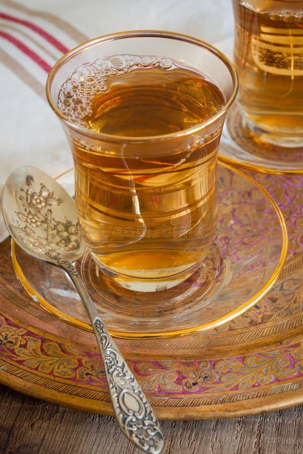 Das Türkische-Apple-Tee stockfoto. Bild von truthahn - 57026462