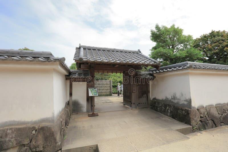 das Tor an Koko en-Garten Japan stockbild