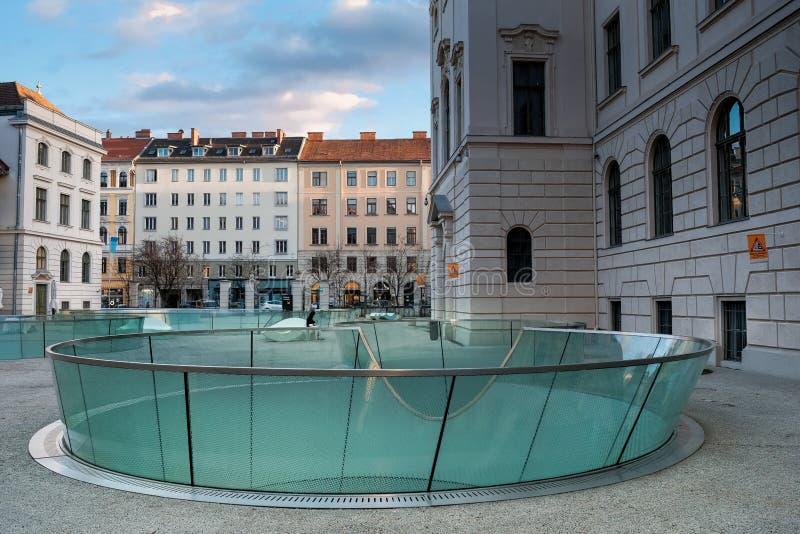 Das Universalmuseum Joanneum in Graz stockfoto
