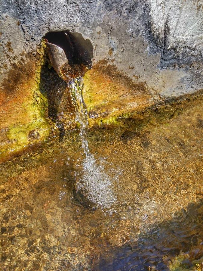 Das Wasser lizenzfreies stockbild