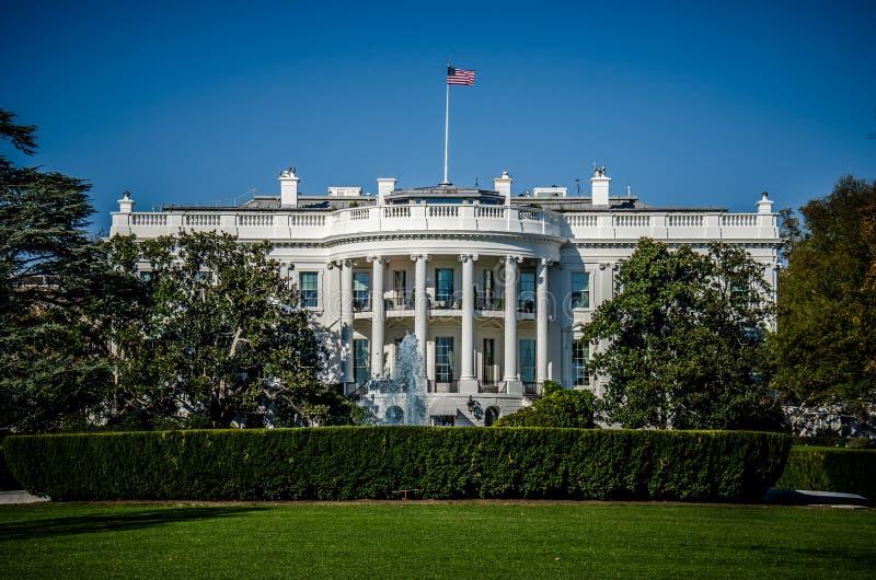 Download Das Weiße Haus redaktionelles foto. Bild von gebäude - 27732686