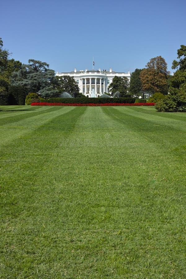 Das Weiße Haus stockfoto