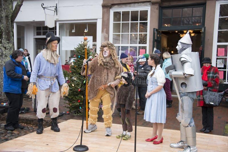 Das Wizard Of Oz stockfotos