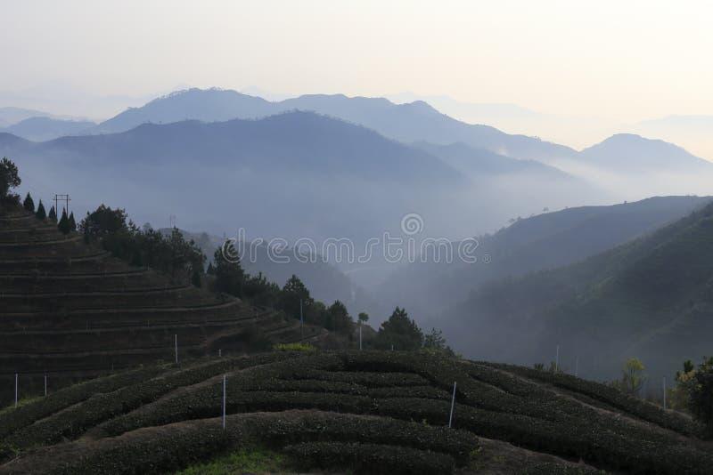 Dasan van anxiprovincie, China royalty-vrije stock fotografie